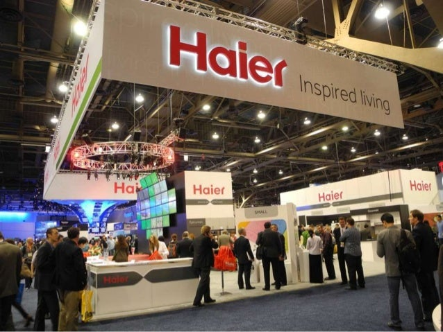 Haier Group is a Chinese multinational consumer electronics and home appliances company headquartered in Qingdao, Shandong...