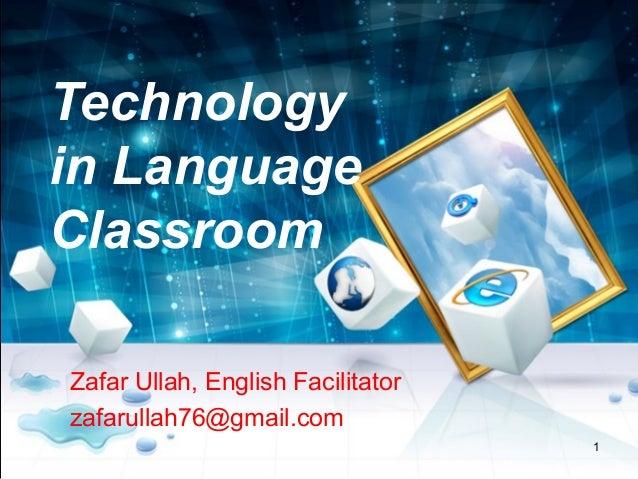 I.technology in esl classroom 2017
