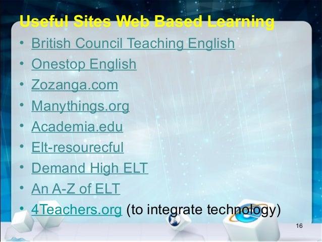 I Technology In Esl Classroom 2017