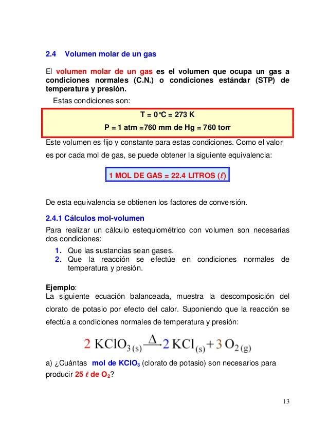 Magnífico Volumen Molar De Hoja De Cálculo Respuestas Molde - hojas ...