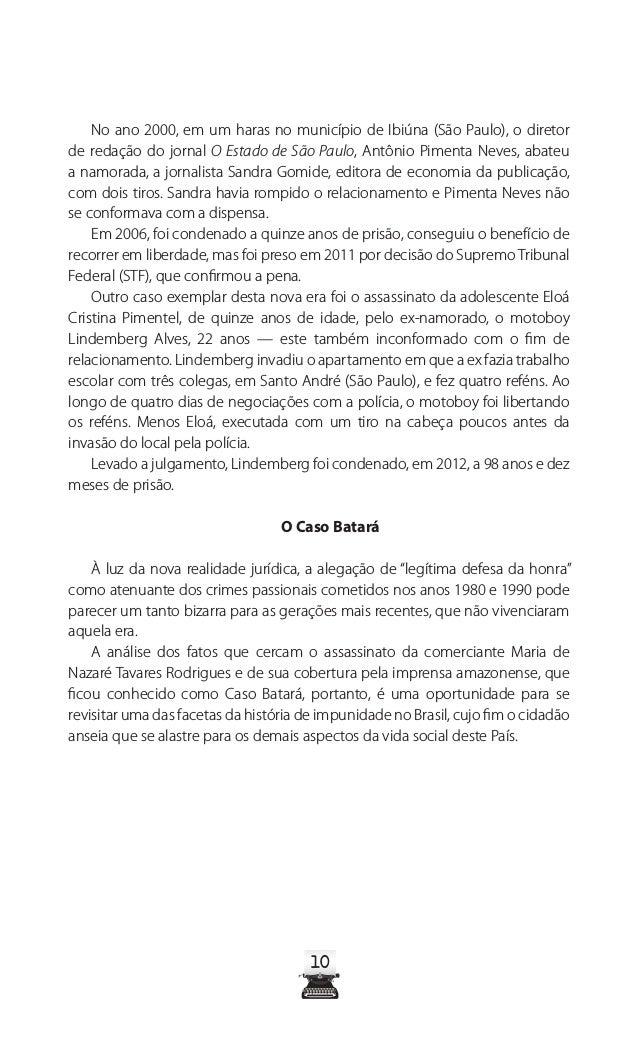 1414 O réu Cassiano Cirilo Anunciação surgiu como figura pública em Manaus no final da década de 1950, na condição de sobr...