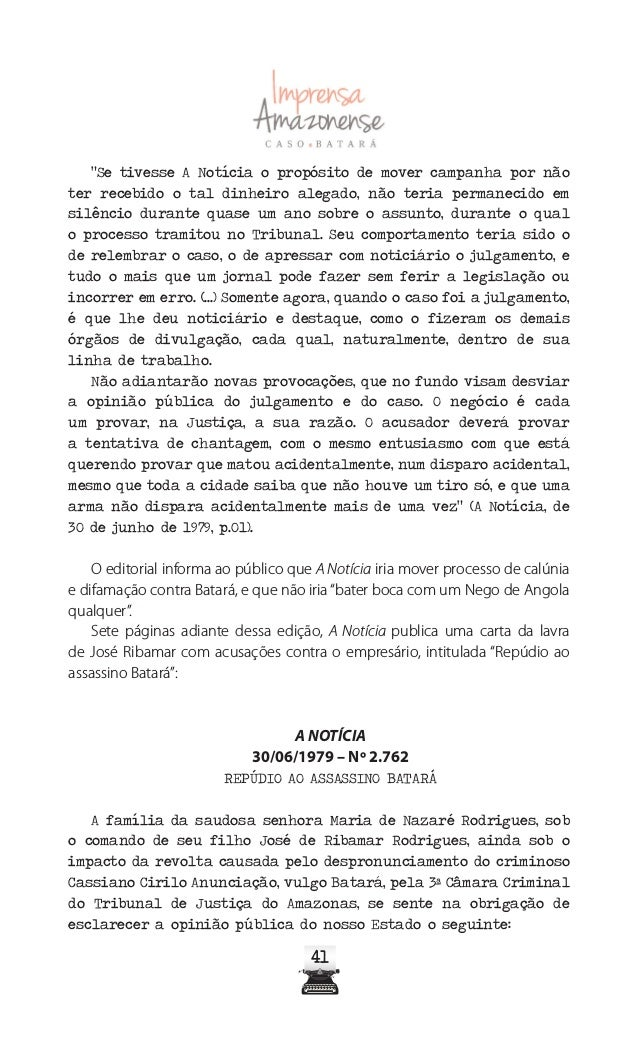 4646 REVIRAVOLTAS NA VIDA DE UM PERSONAGEM SINGULAR Oriundo de uma família humilde, filho de dona Demétria Rodrigues Anunc...