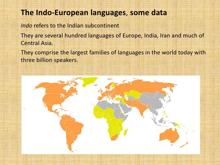 Indo-European language