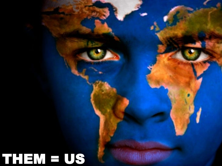 THEM = US