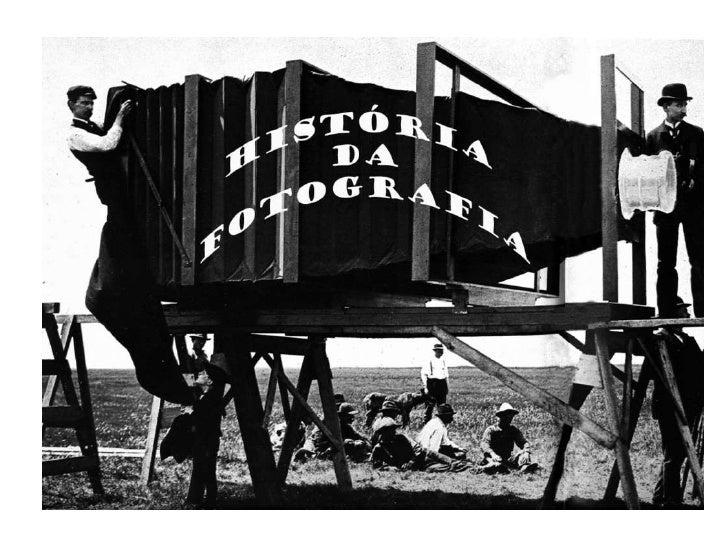 Resultado de imagem para historia da fotografia