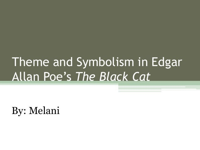 The Black Cat Ppt