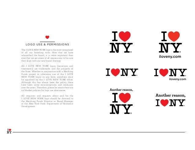 I love ny guidelines 2008 36 37 lo go u s e permission sthe i love new york altavistaventures Choice Image