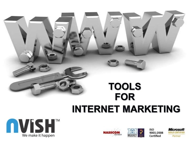 Toolsfor  <br /> Internet Marketing <br />