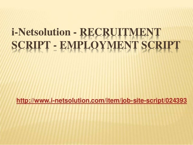 recruitment-script-employment-script-inetsolution-1-638 Job Application Form Php Script on php dll files, php ebooks, php myadmin, php basics, php web, php documentation, php directory contents, php form generator, php html,