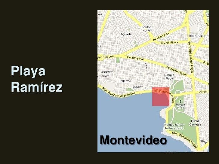 Playa Ramírez<br />Montevideo<br />