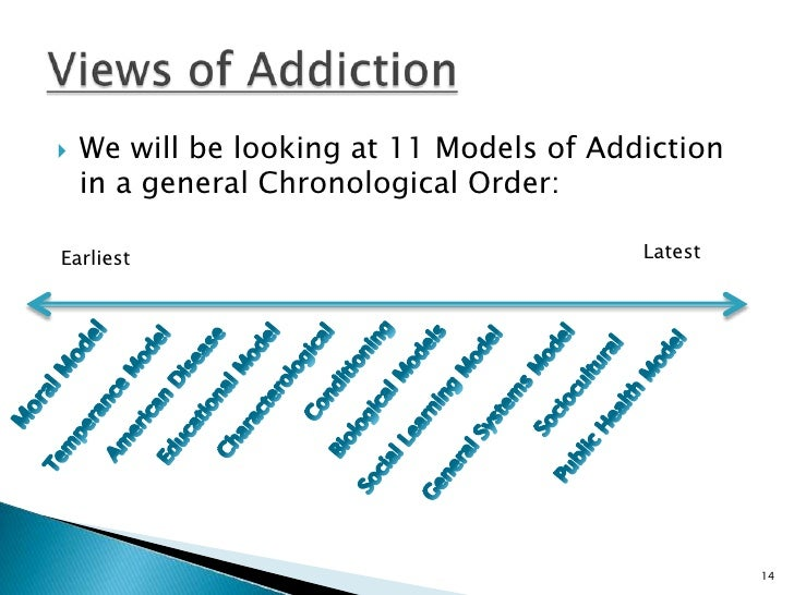 models from addiction