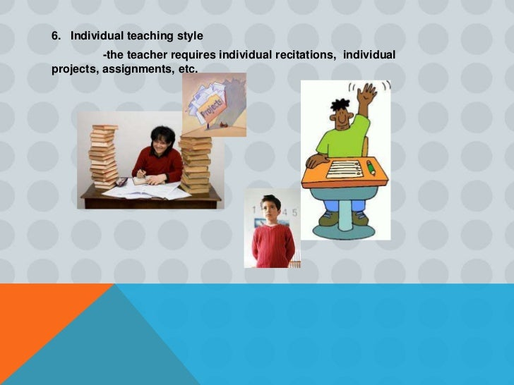 REFERENCES:*Innovative Teaching and Evaluation by Rosario P. Nem Singh and Corazon    P. Padilla*Principles and Methods of...