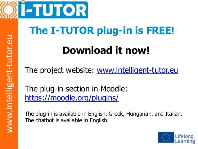 Intelligent Tutoring I Tutor Explained