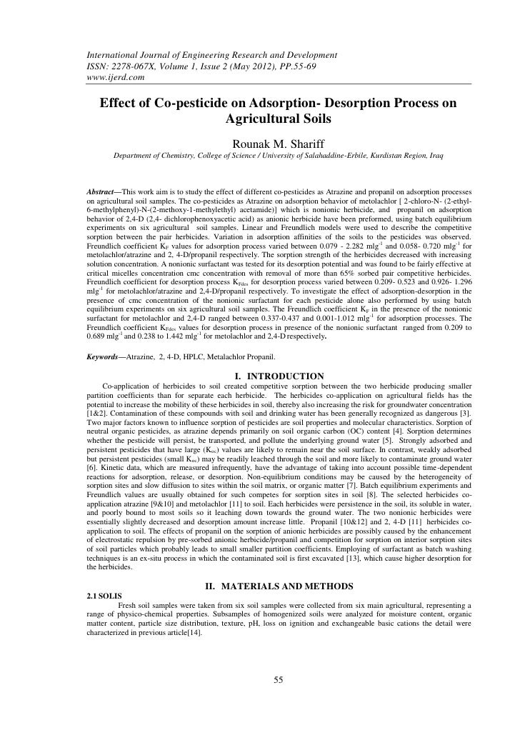 International Journal of Engineering Research and DevelopmentISSN: 2278-067X, Volume 1, Issue 2 (May 2012), PP.55-69www.ij...