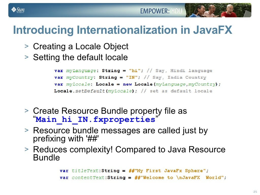 Introducing internationalization in javafx baditri Image collections