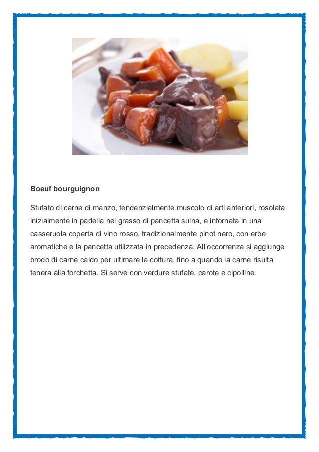 I 20 piatti pi amati della cucina francese for Menu tipico frances