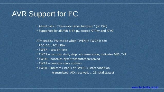 I2C And SPI Part-23
