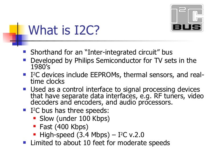 INTER INTEGRATED CIRCUIT EBOOK