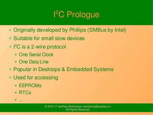 I2C Drivers Slide 3