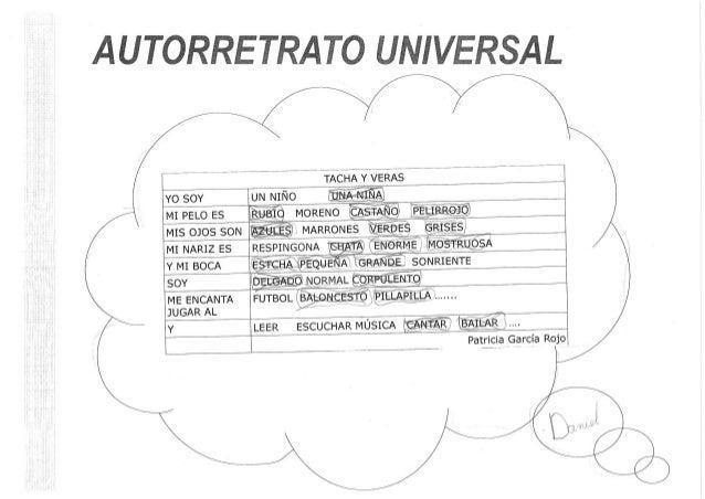 Daniel. Auto-Descripción. 3r A CURS 2014-15