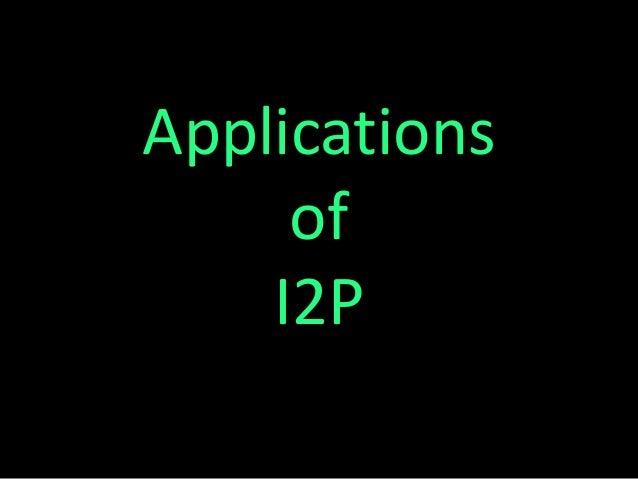 I2P (Invisible Internet Project)