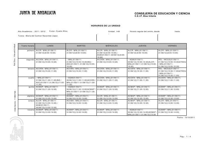 CONSEJERÍA DE EDUCACIÓN Y CIENCIA                                                                                         ...