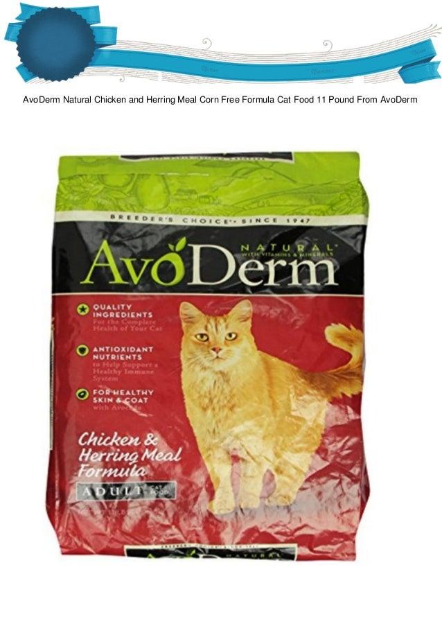 Avo Cat Food