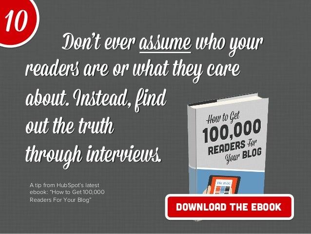20 Quick Tips to Make Blogging Way Easier Slide 16
