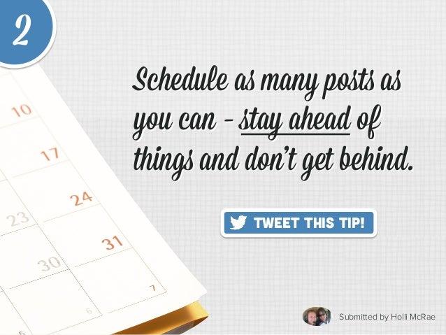 20 Quick Tips to Make Blogging Way Easier Slide 8