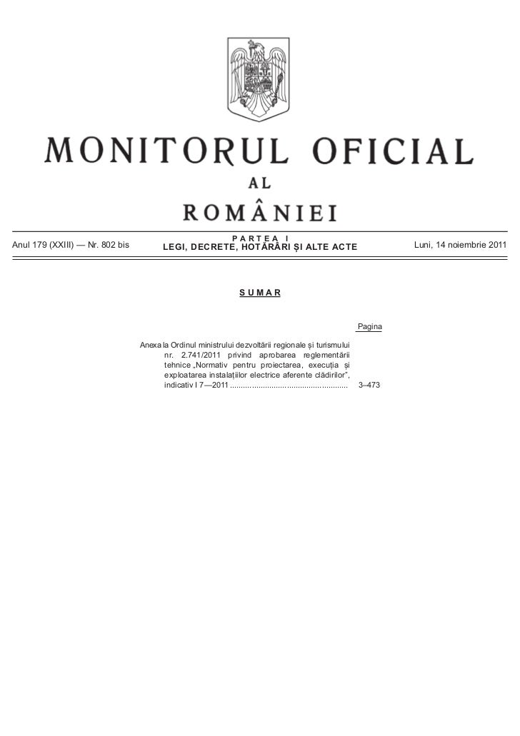 normativul i7-2002