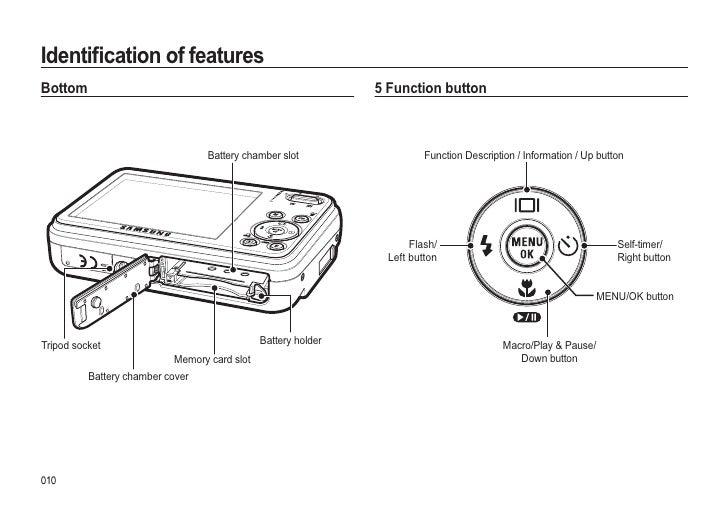 Samsung Camera i8 User Manual