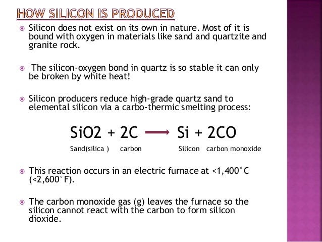 Silicon