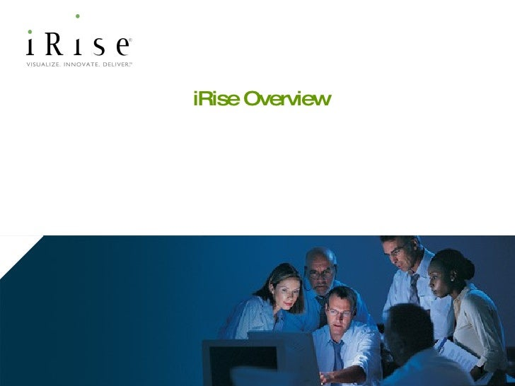 iRise Overview