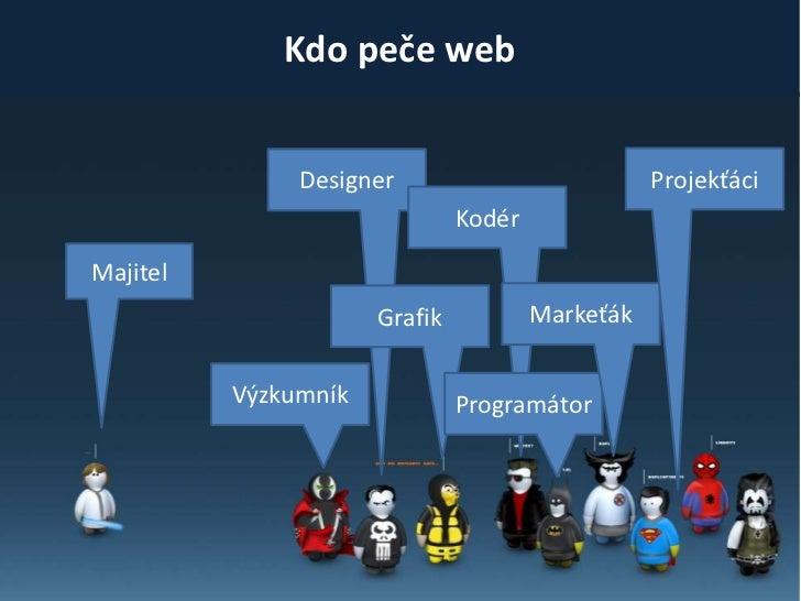 Ty jsi informační architekt! Slide 3