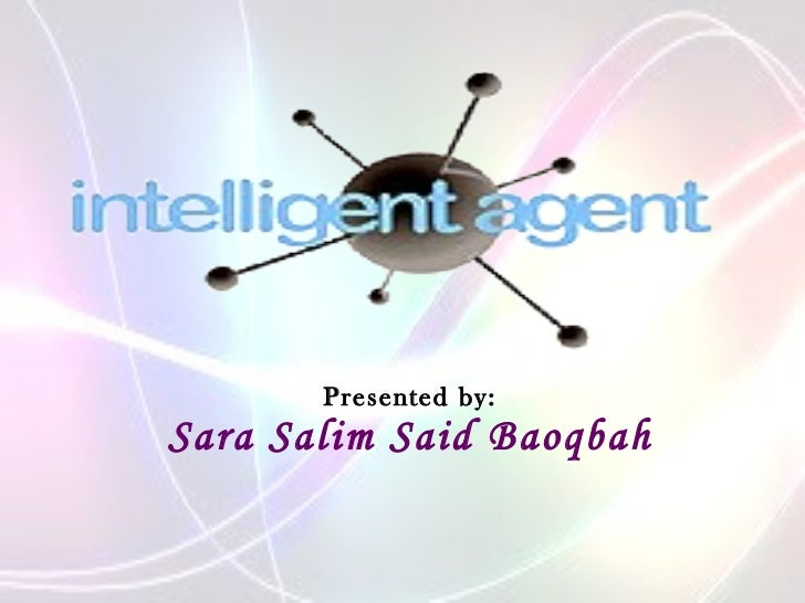 Presented by: Sara Salim Said Baoqbah