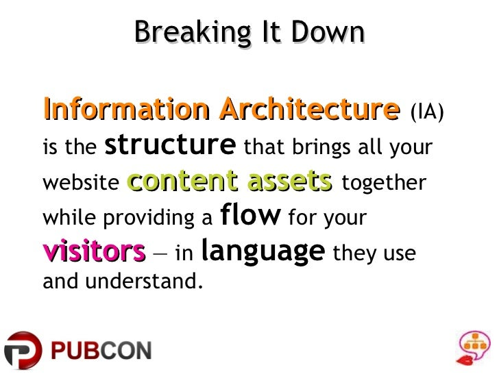Process for Online Visibility: From Information Architecture to Killer Content Slide 3
