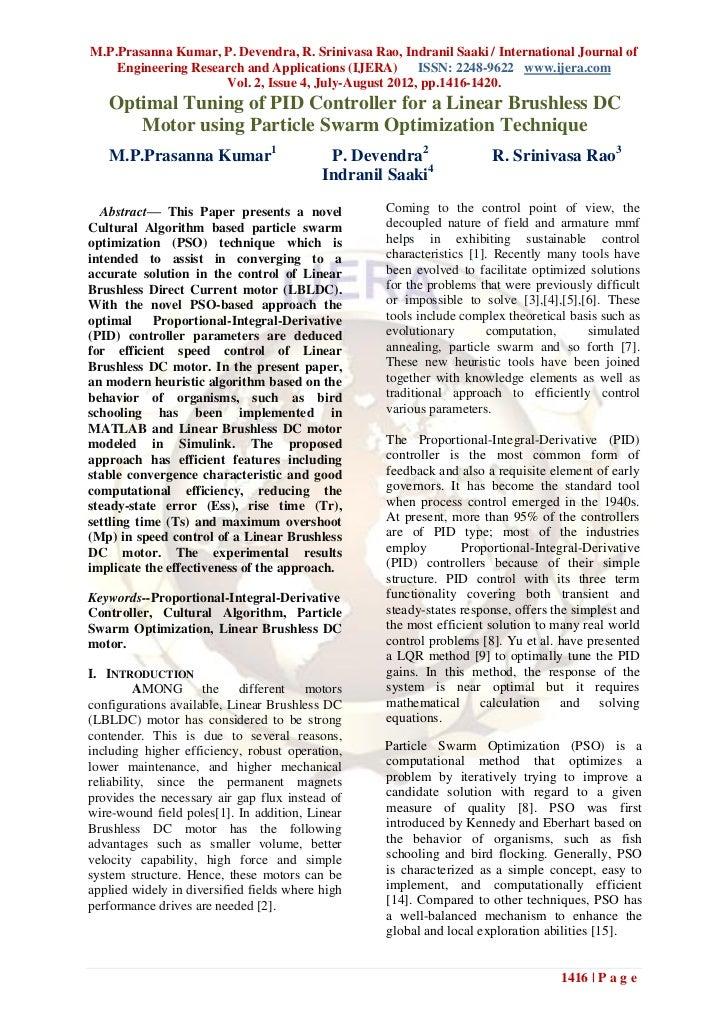 M.P.Prasanna Kumar, P. Devendra, R. Srinivasa Rao, Indranil Saaki / International Journal of    Engineering Research and A...