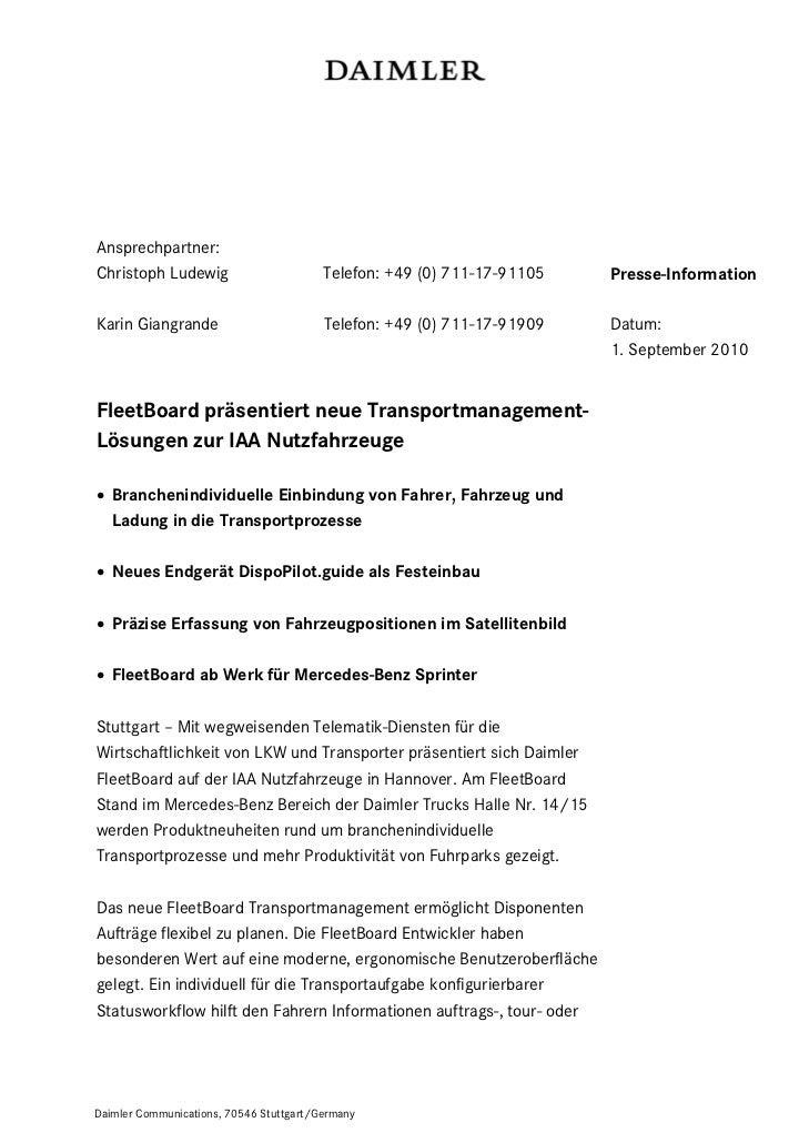 Ansprechpartner:Christoph Ludewig                        Telefon: +49 (0) 711-17-91105   Presse-InformationKarin Giangrand...