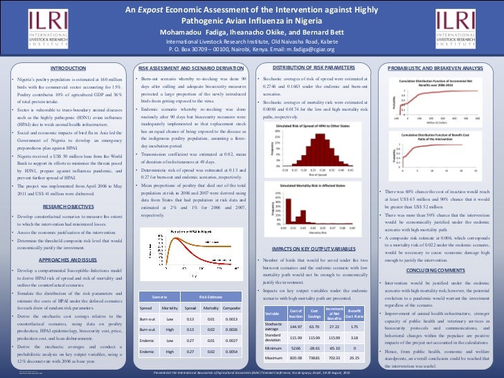 An Expost Economic Assessment of the Intervention against Highly                                                          ...