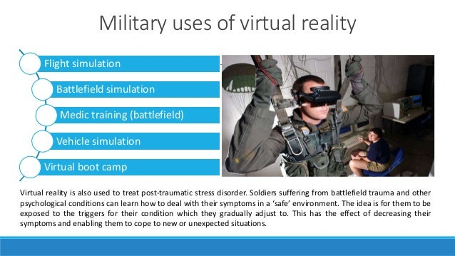 Business Applications of Virtual Reality