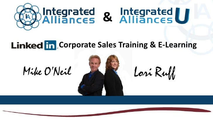 &Corporate Sales Training & E-Learning