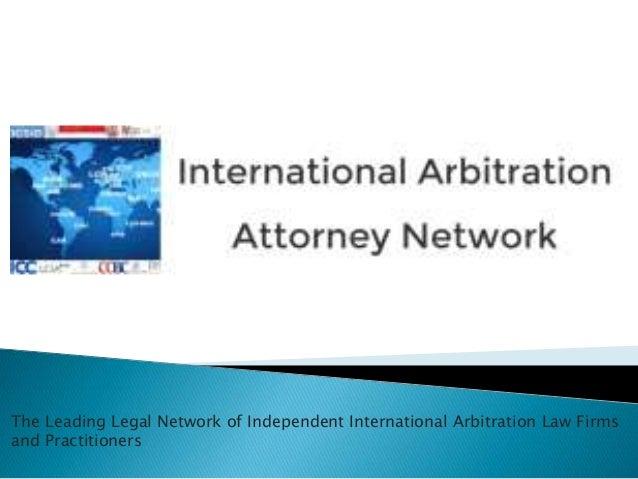 Network arbitration