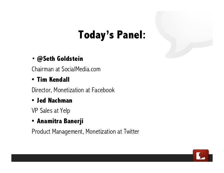 presentation for 2/22 panel on ads 2.0 at iab annual meeting Slide 2