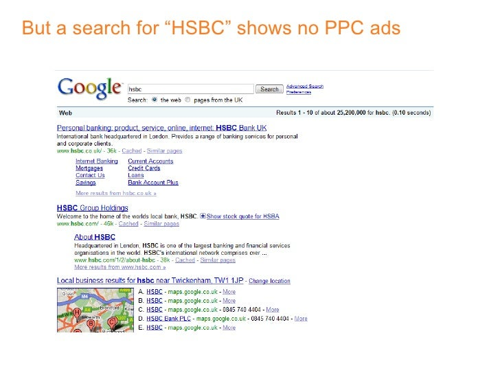 Trademark issues in PPC search marketing in the UK
