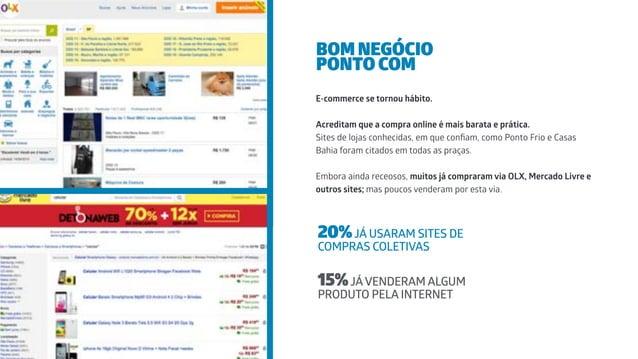E-commerce se tornou hábito. Acreditam que a compra online é mais barata e prática. Sites de lojas conhecidas, em que confi...