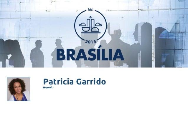 Patricia GarridoMicrosoft