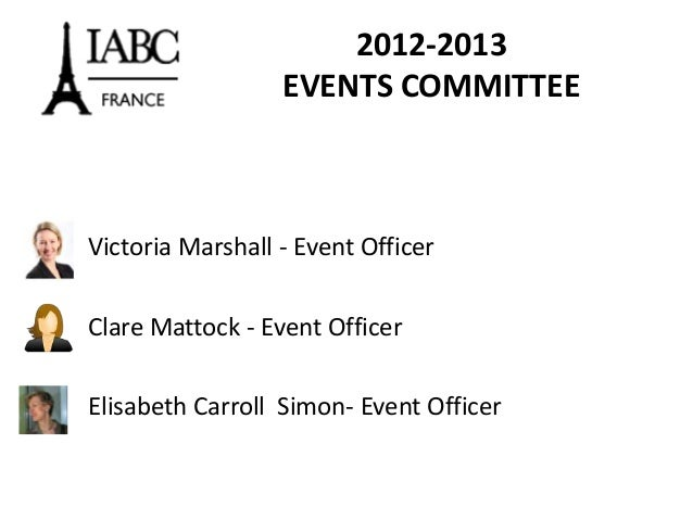 iabc france at eme leadership institute 2012