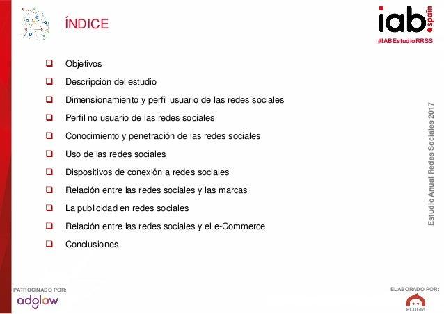 IAB Estudio Anual Redes Sociales 2017 Slide 2