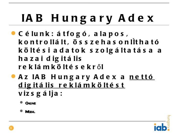 IA B H u n g a r y A d e x C é lu n k : á t f o g ó , a la p o s ,  k o n t r o l l á l t , ö s s z e h a s o n l ít h a ...