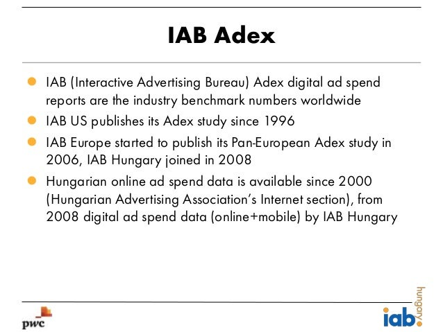 Iab hungary adex 2014 - Iab internet advertising bureau ...